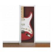 Adesivo De Porta Guitarra 3 Artes (cod.gui01