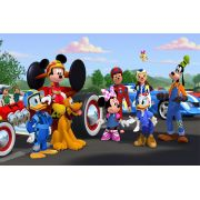 Painel Lona Mickey Aventuras sobre Rodas mod03