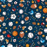 Papel De Parede Adesivo Futebol Esporte mod01