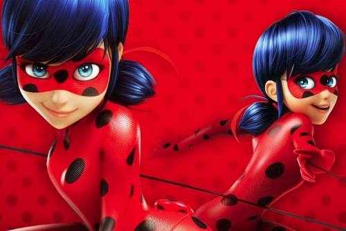 Painel Decorativo Festa Miraculous Ladybug #05