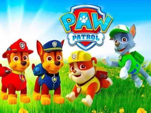 Painel Decorativo Festa Patrulha Canina #03