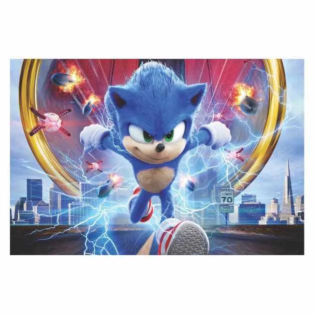 Painel Sonic Filme Son01