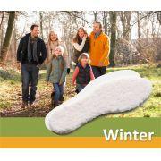 Palmilha Macia,Comfortável e Quente Winter -Mr.Step