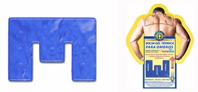 Bolsa Térmica de Gel para Ombros Hot/Cold Ortho Pauher
