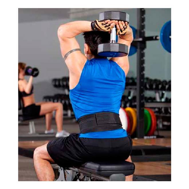 Cinturão de Musculação Unissex- Acte Sports