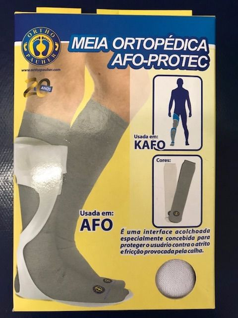 Meia Ortopédica  Afo-Protec E Kafo - Orto Pauher