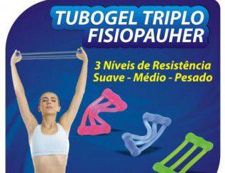 TUBOGEL TRIPLO FISIOPAUHER