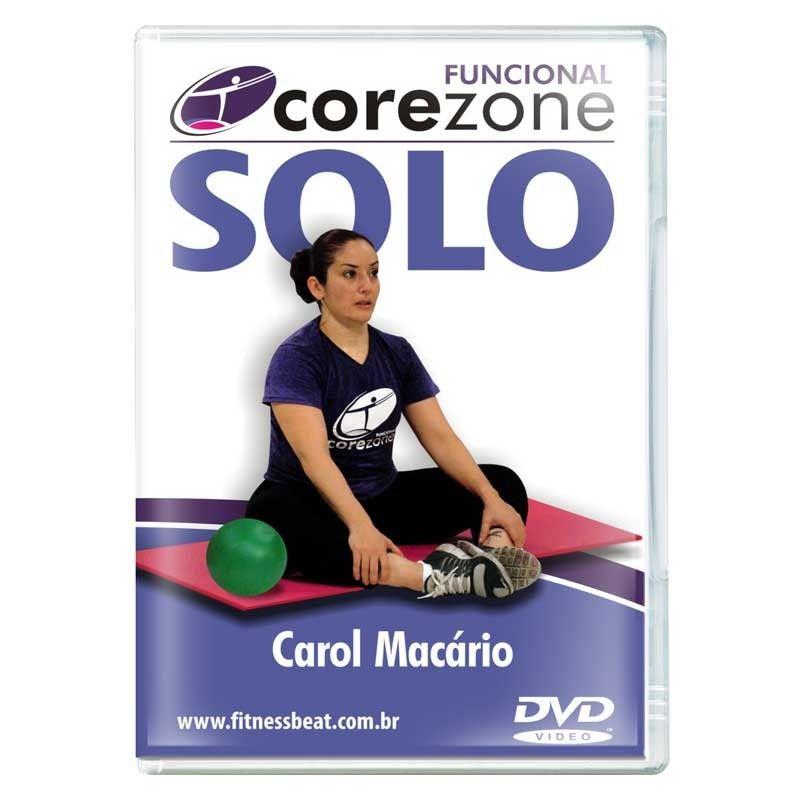 DVD Corezone Solo
