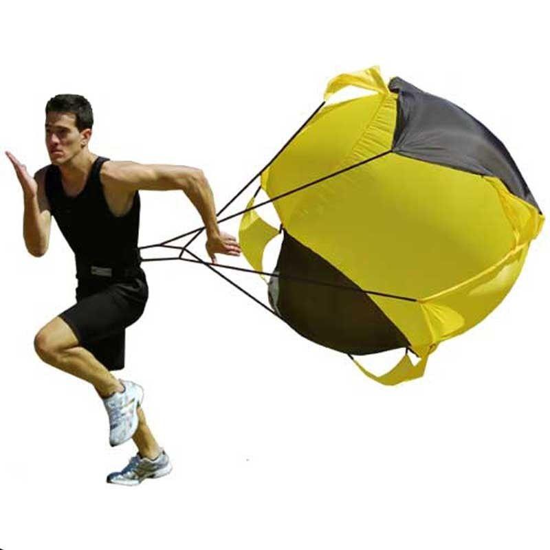 Paraqueda de Resistência em Corrida Pro