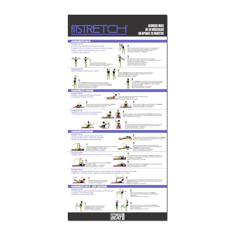 Pôster Fitstretch