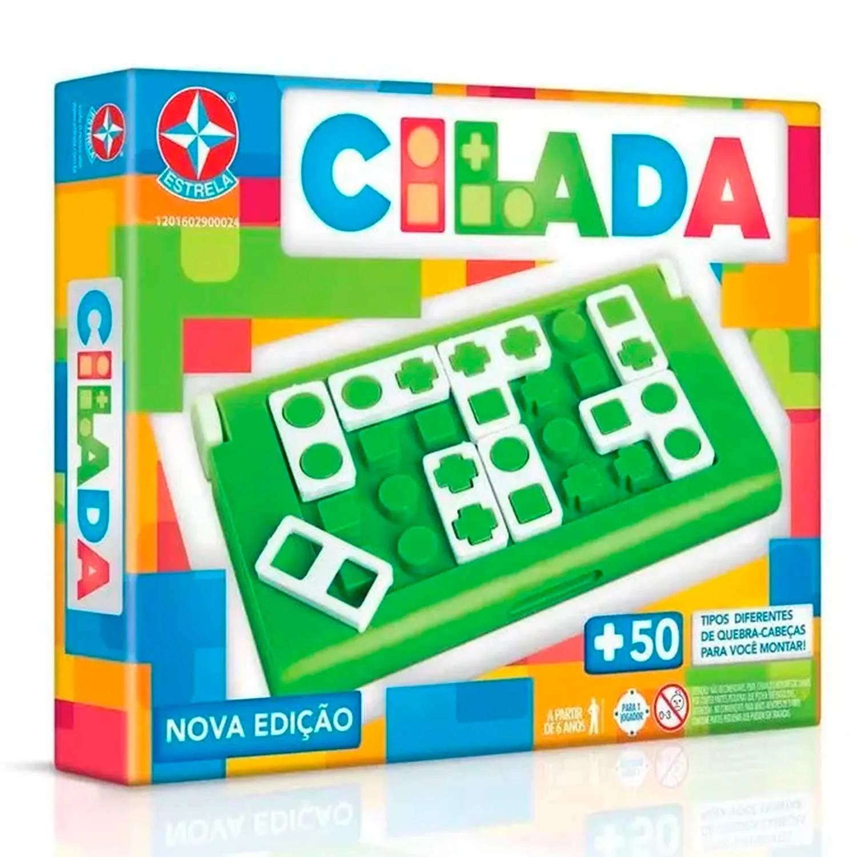 JOGO CILADA ESTRELA REF:1201602900024