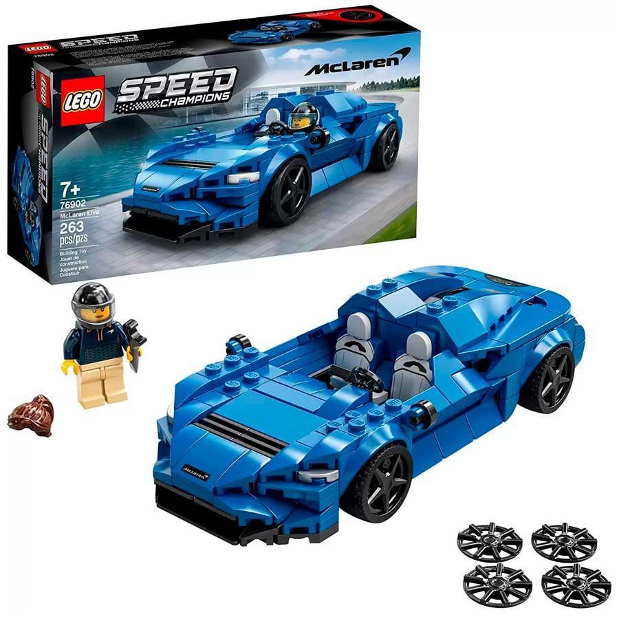 MCLAREN ELVA LEGO REF:76902