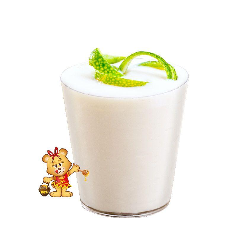 Mini Mousse de Limão  - www.doceriamirabella.com.br
