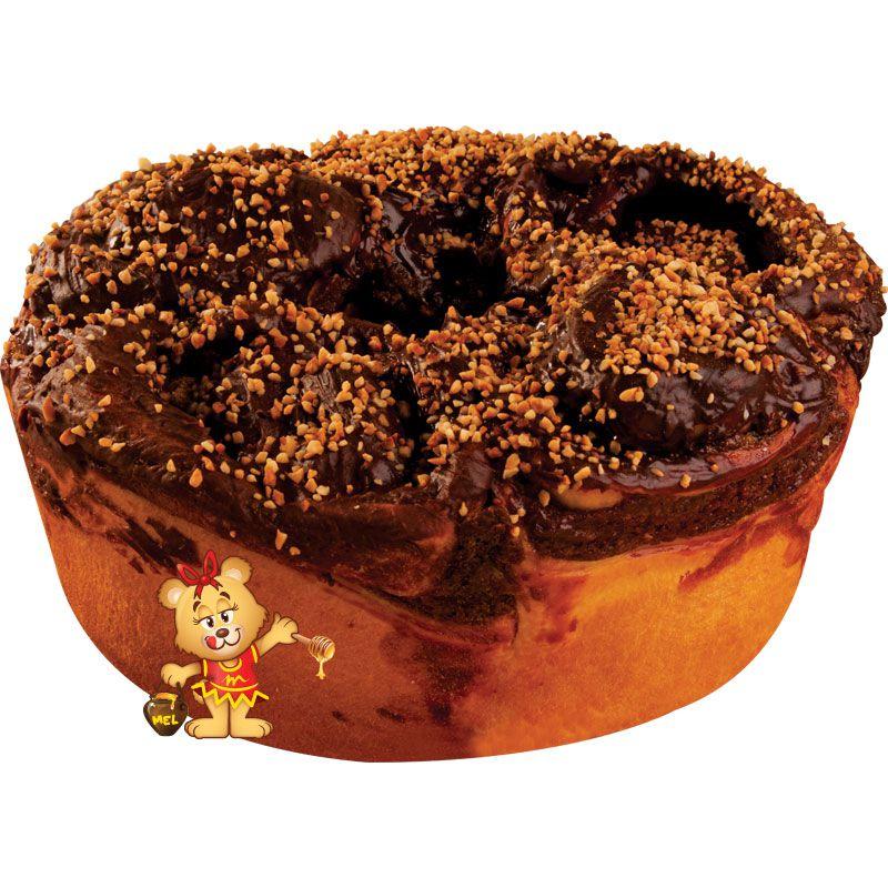 Rosca de Chocolate  - www.doceriamirabella.com.br