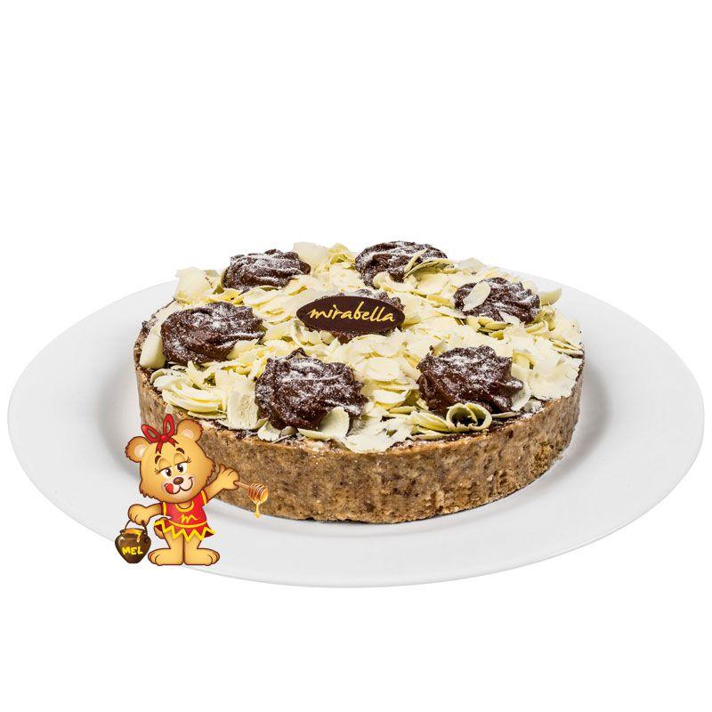 Torta de Leite em Pó com Nutella