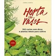 Horta em vasos (Português) Livro de bolso