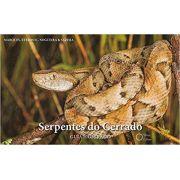 Serpentes do Cerrado. Guia Ilustrado