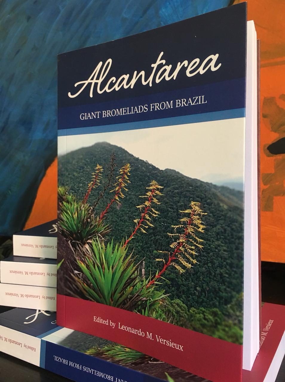 Alcantarea Giant Bromeliads from Brazil