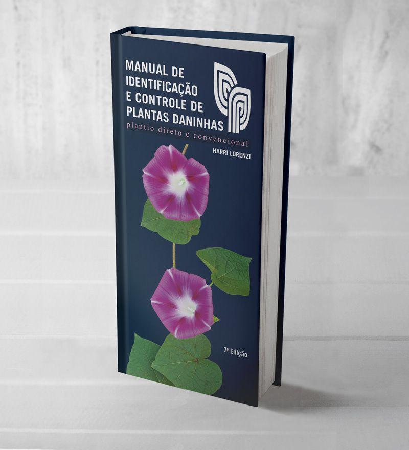 Manual de Identificação e Controle de Plantas Daninhas - última Edição