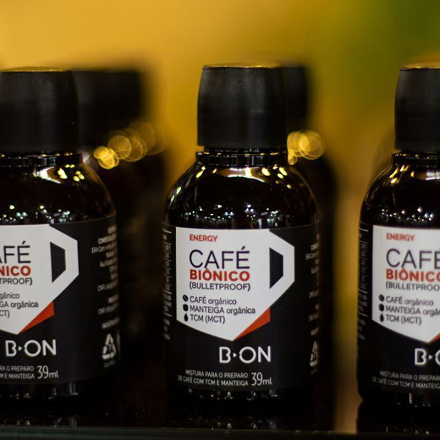 Café Biônico BulletProof Coffee 39ml - B-ON