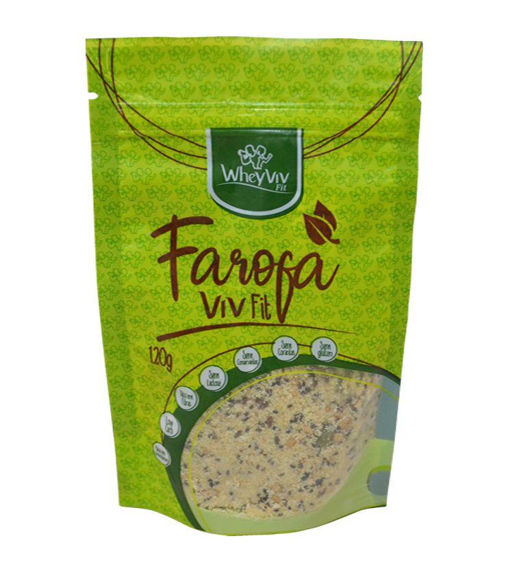 Farofa Fit 120g - WheyViv