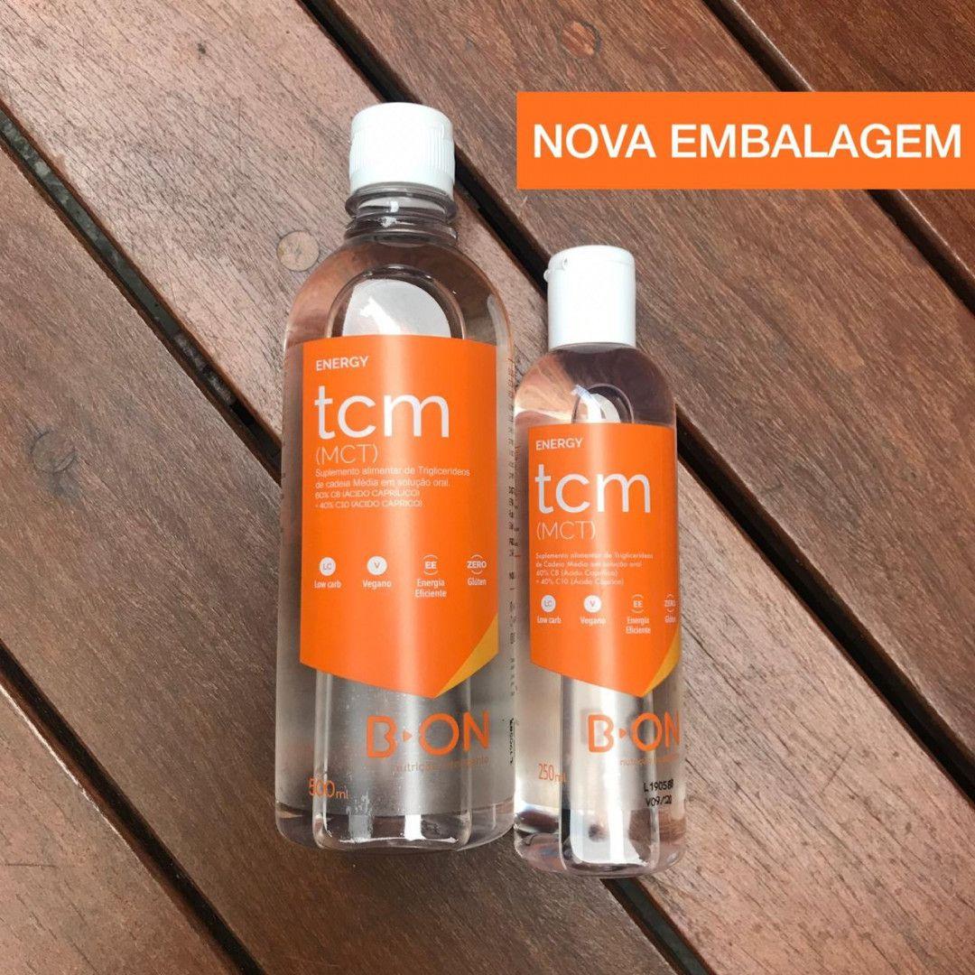 TCM Energy (Triglicerídeos de Cadeia Média) 250ml - B-ON