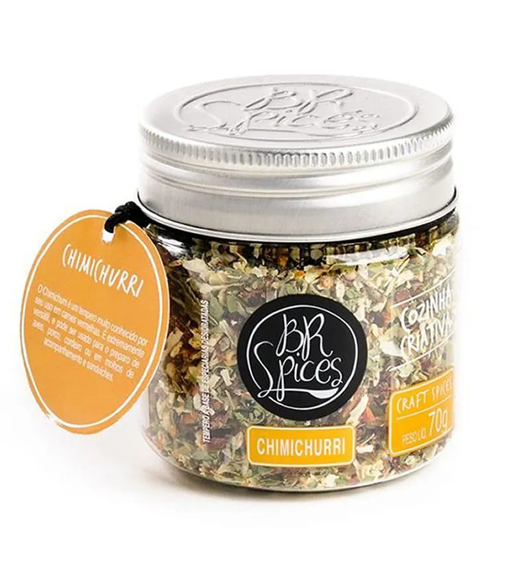 Chimichurri 70g - Br Spices