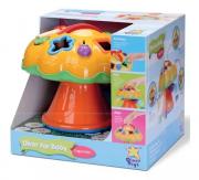 Brinquedo Pedagógico Caminhão Diver For Baby Cogumelo