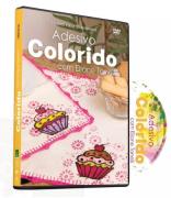 Curso em DVD Adesivo Colorido com Eliane Tanelli