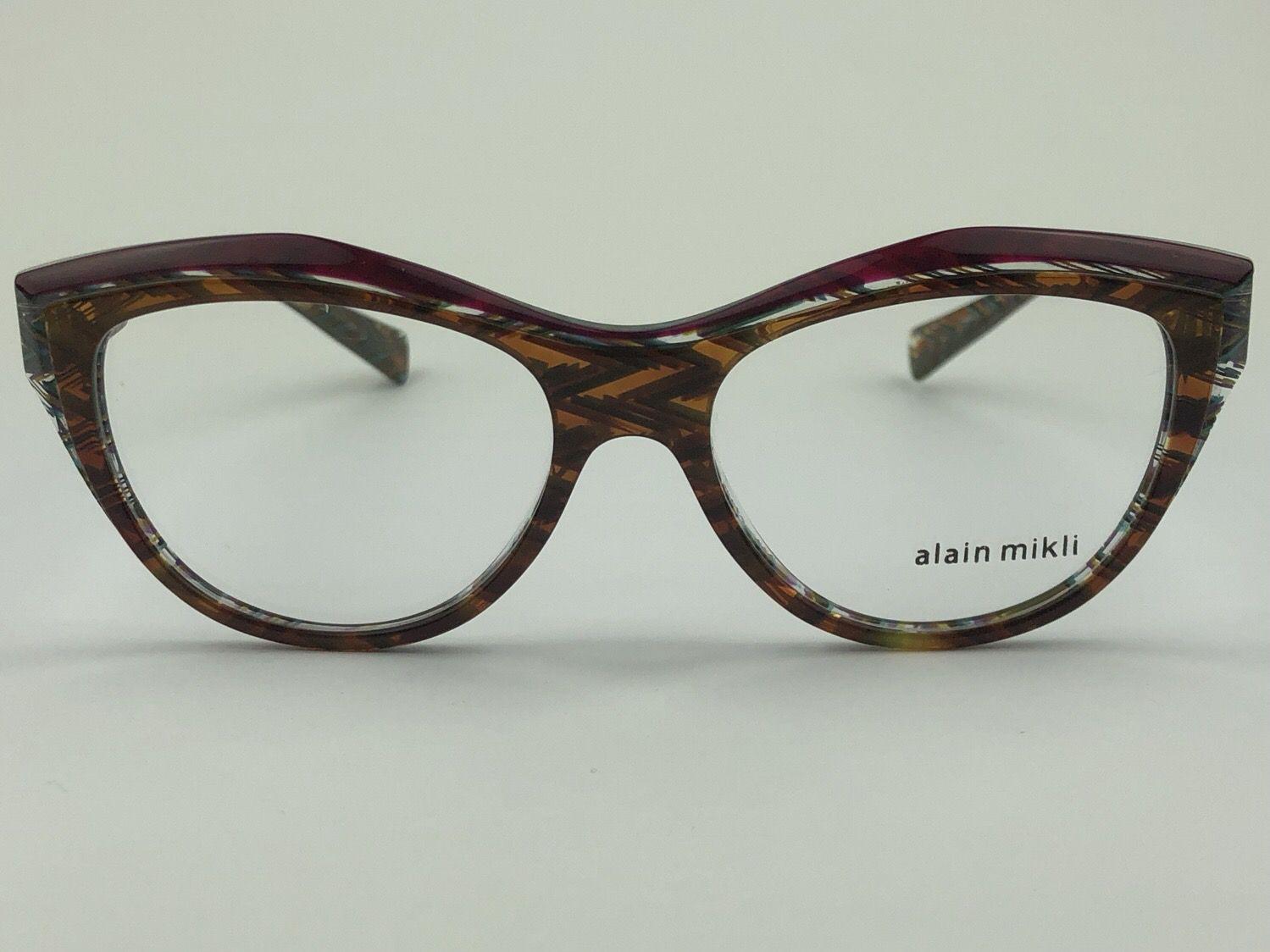 91e13566b Óculos de grau · Armação para grau Alain Mikli AO3041 4115 52