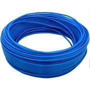 Mangueira Pu 6mm x 04 mm Tubo Flexível (poliuretano) 100 Metros Azul