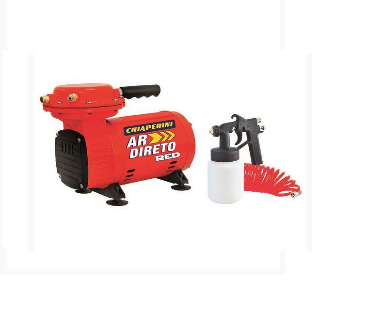 Compressor Ar Direto Red Com Kit - CHIAPERINI