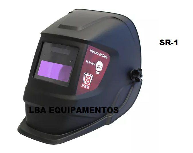 Mascara de Solda SR-1 - V8 Brasil