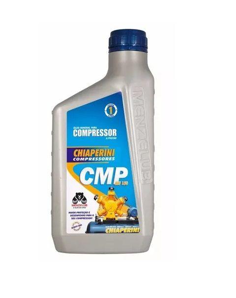 Óleo lubrificante mineral para compressor pistão – Chiaperini CMP AW 150