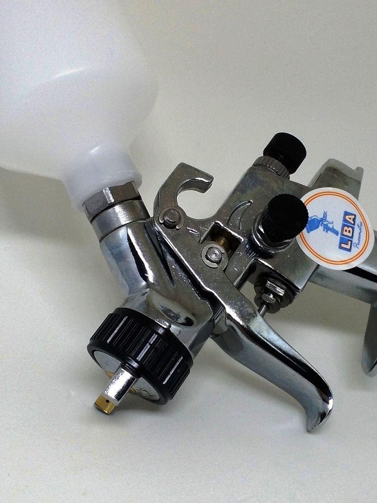 Pistola De Pintura 1.0 Gravidade - LBA 3010