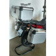 Suporte de bauleto lateral DL 650 Vstrom
