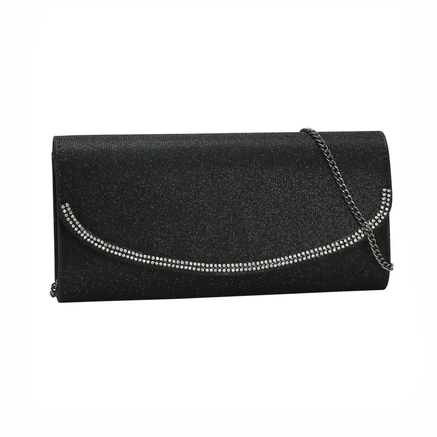 Bolsa feminina clutch de festa 2617
