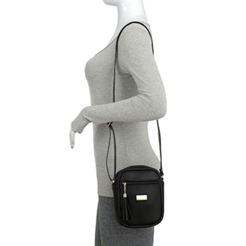 Bolsa Feminina Shoulder Bag MeVisto Média Vermelho