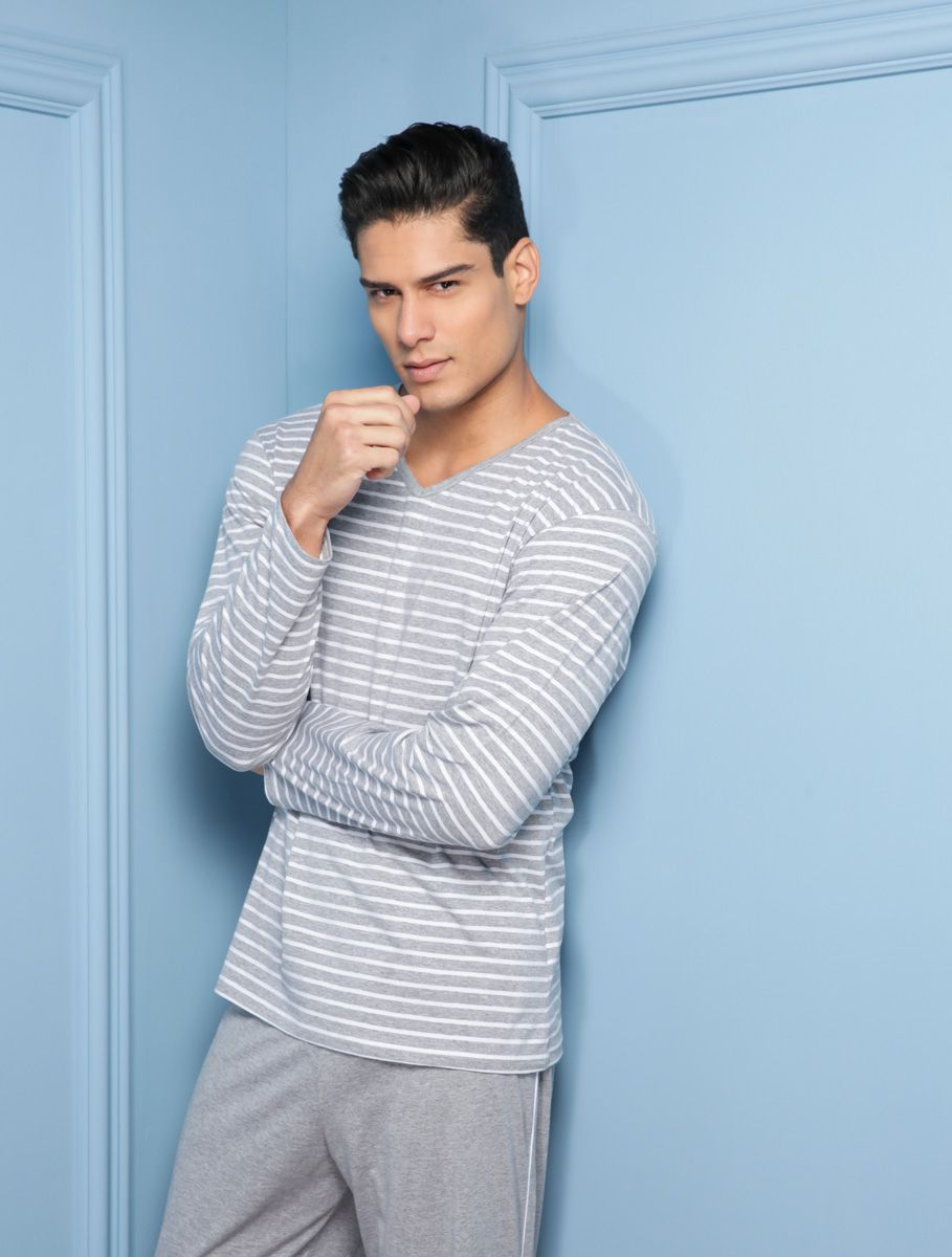 Pijama Adulto Masculino Listra