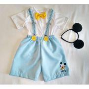 Fantasia Mickey Baby Infantil