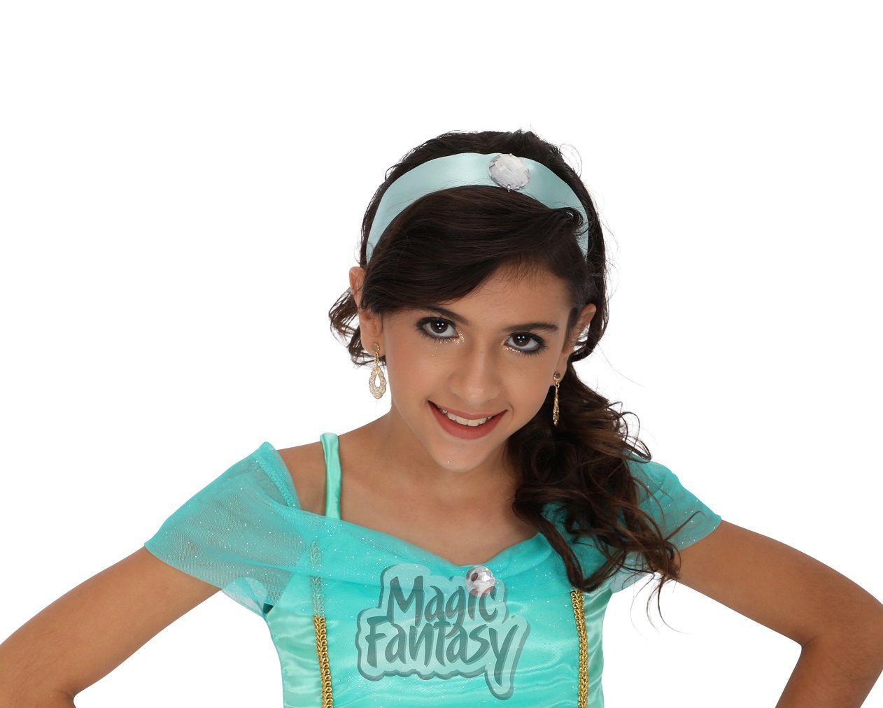 Fantasia Jasmine Infantil