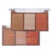 PALETA YOUR PERFECT MIX RUBY ROSE - COR 4