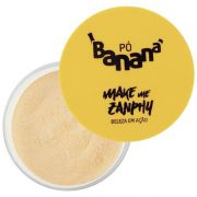 PÓ FACIAL BANANA MAKE ME ZANPHY 15g