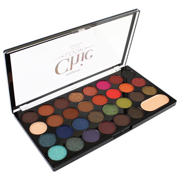 Kit de Sombras Chic Look - Ruby Rose