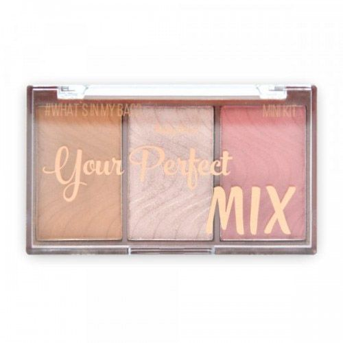 PALETA YOUR PERFECT MIX RUBY ROSE - COR 3