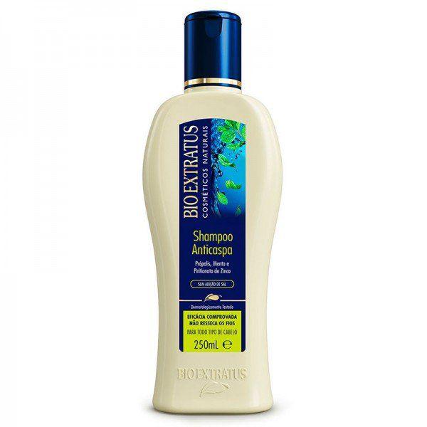 Shampoo Bio Extratus Anticaspa 250ml