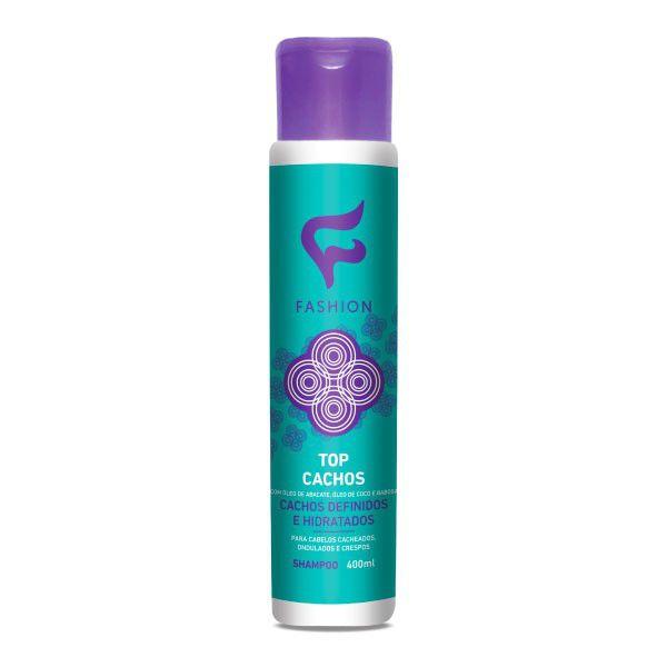 Shampoo Top Cachos - Fashion