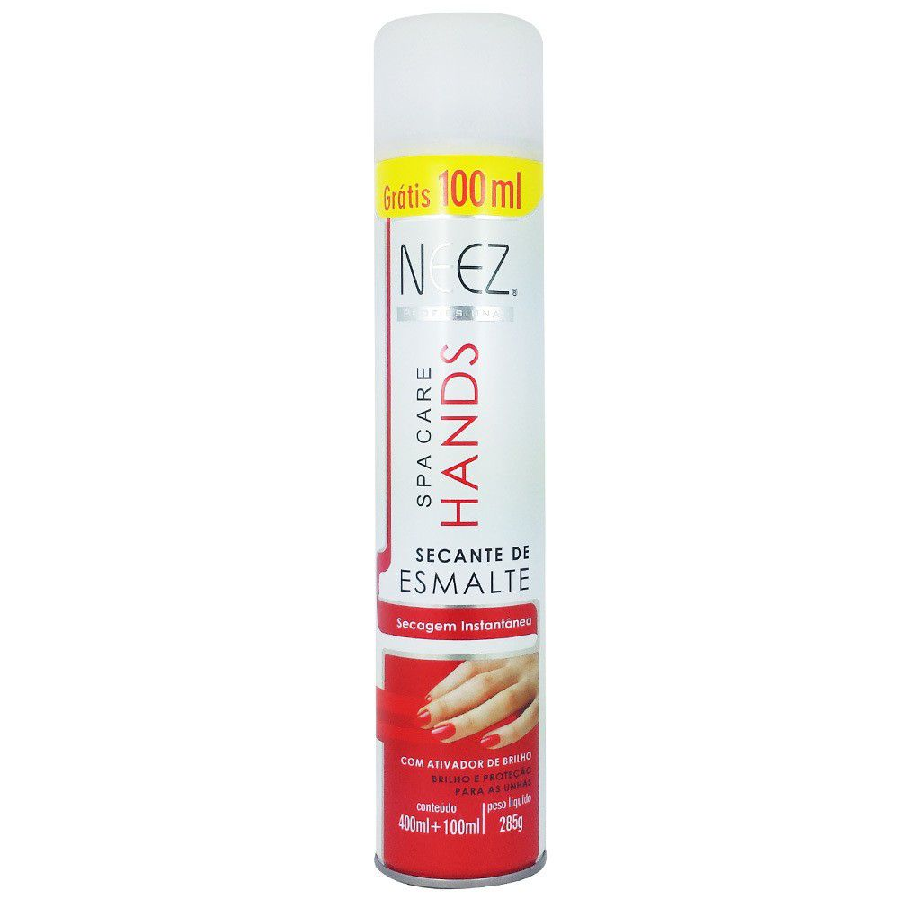Spray Secante de Unhas - Neez