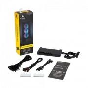 Controlador Commander PRO Fan Corsair iCue  Smart RGB Para Velocidade e LED RGB CL-9011110-WW