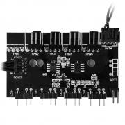 Controladora de Fan Cooler ARGB para Gabinete Gamer MYC/ARGB44